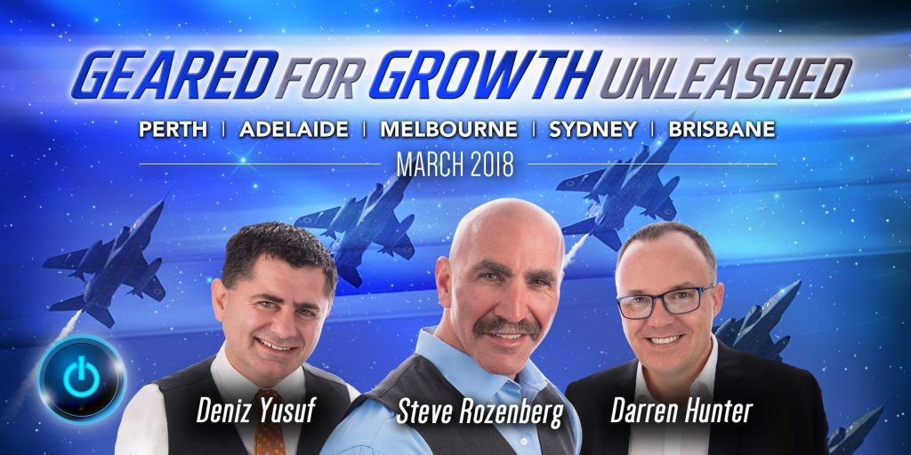 Geared for Growth