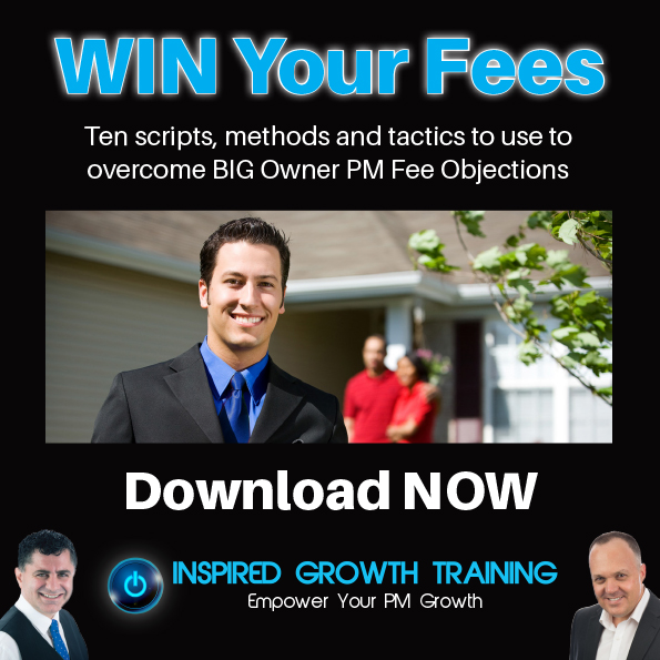Win Your Fees Property Management FREE download