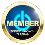 Inspired Growth Training Member badg