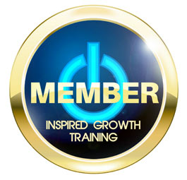 Inspired Growth Training Member badg