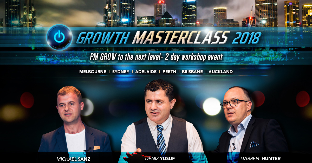 Masterclass - Intensive 2-Day Workshop for Business Leaders