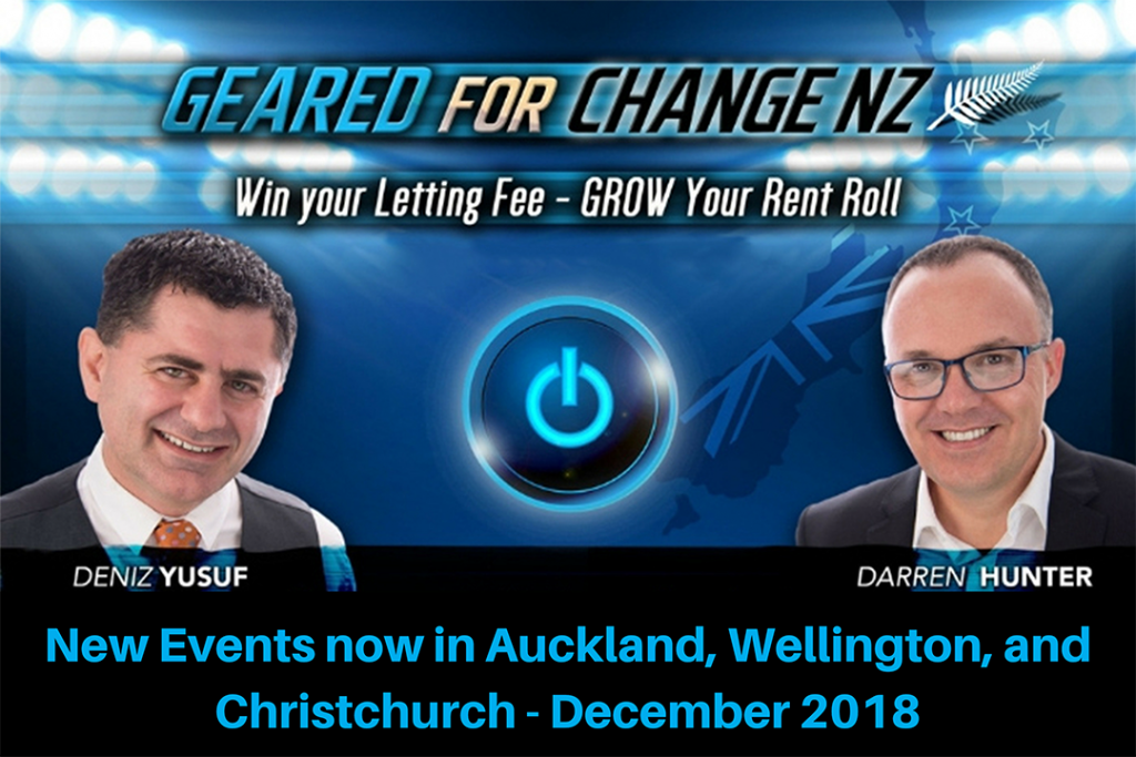 Geared for Change NZ