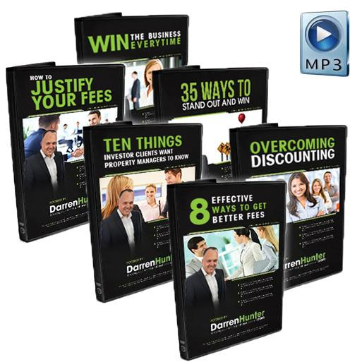 Growth and Profit Audio MP3 Pack