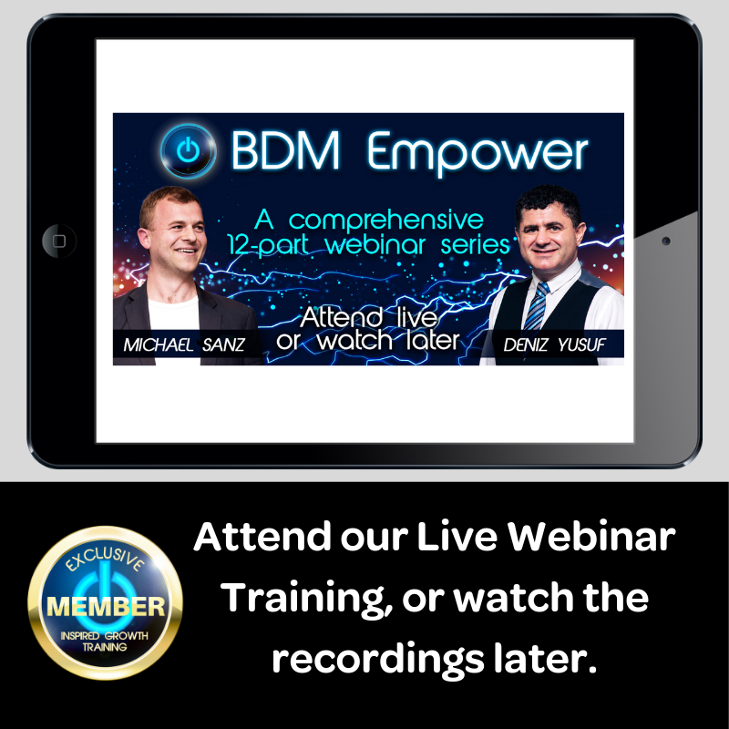 Attend live webinar or watch recordings later