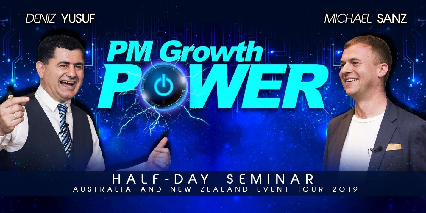 PM Growth Power- National Tour 2019