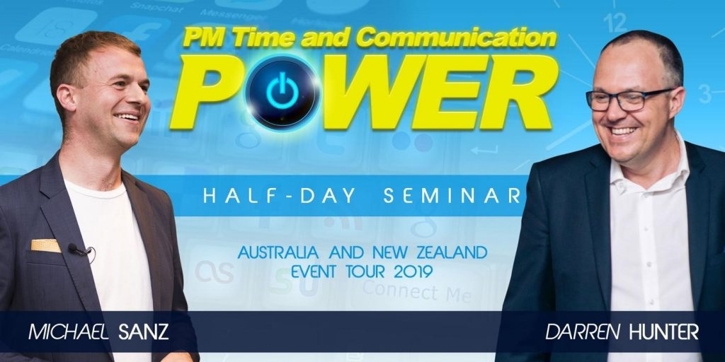 PM Time and Communication POWER- National Tour 2019