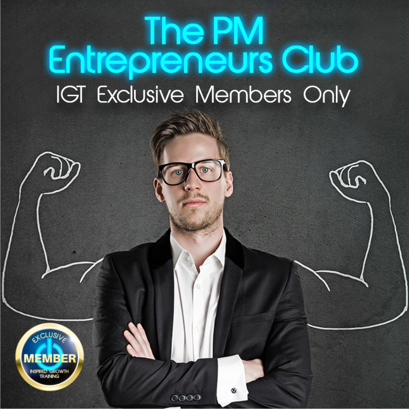 The PM Entrepreneurs Club