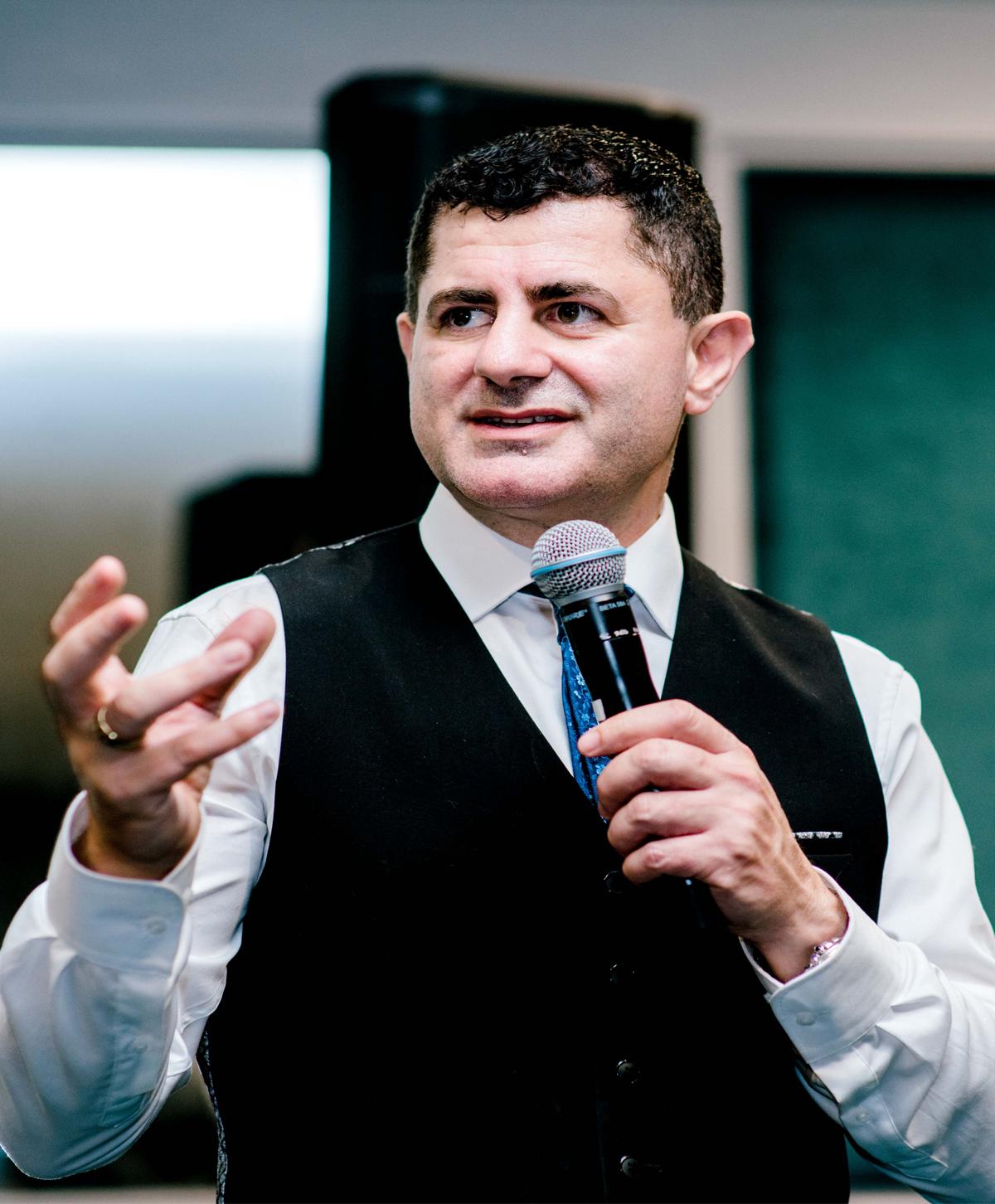 Deniz Yusuf Inspired Growth Training