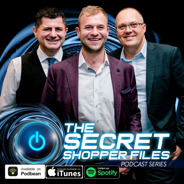 The Secret Shopper Files Podcast