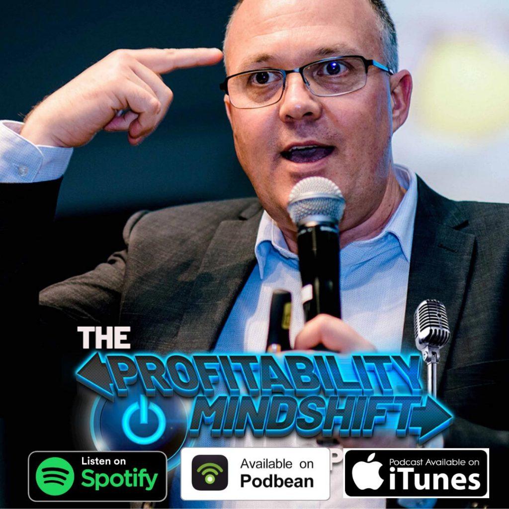 Profitability Mindshift Podcast for Property Managers