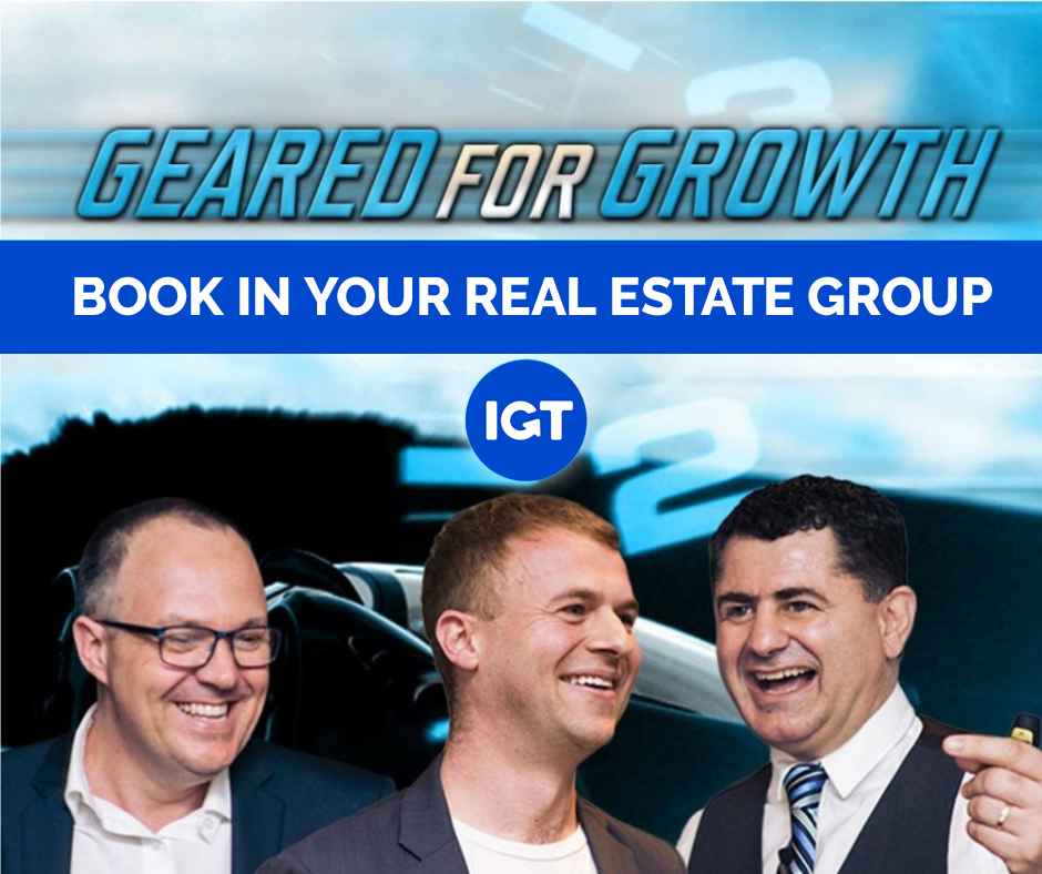 Geared for Growth - One Day Event