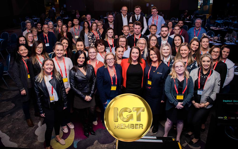 IGT Exclusive Members