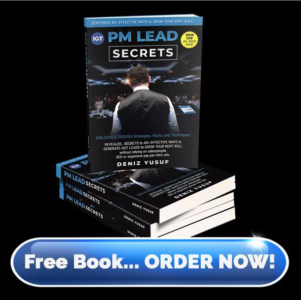PM Lead Secrets FREE Book